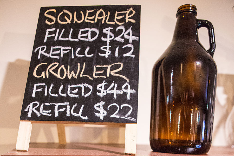Growlers & Squealers