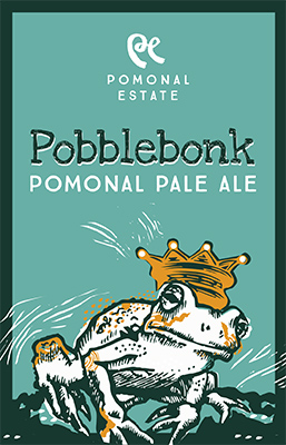 Pomonal Pobblebonk Pale Ale