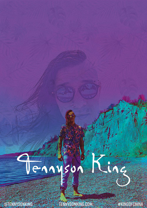 Tennyson King performing at Pomonal Estate 5th Jan, 2019