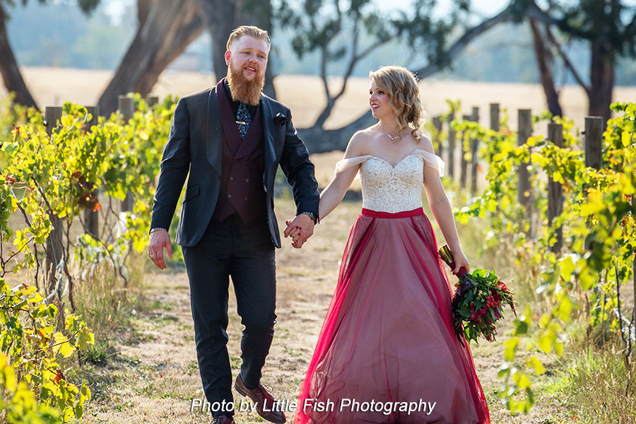 Pomonal Estate Weddings