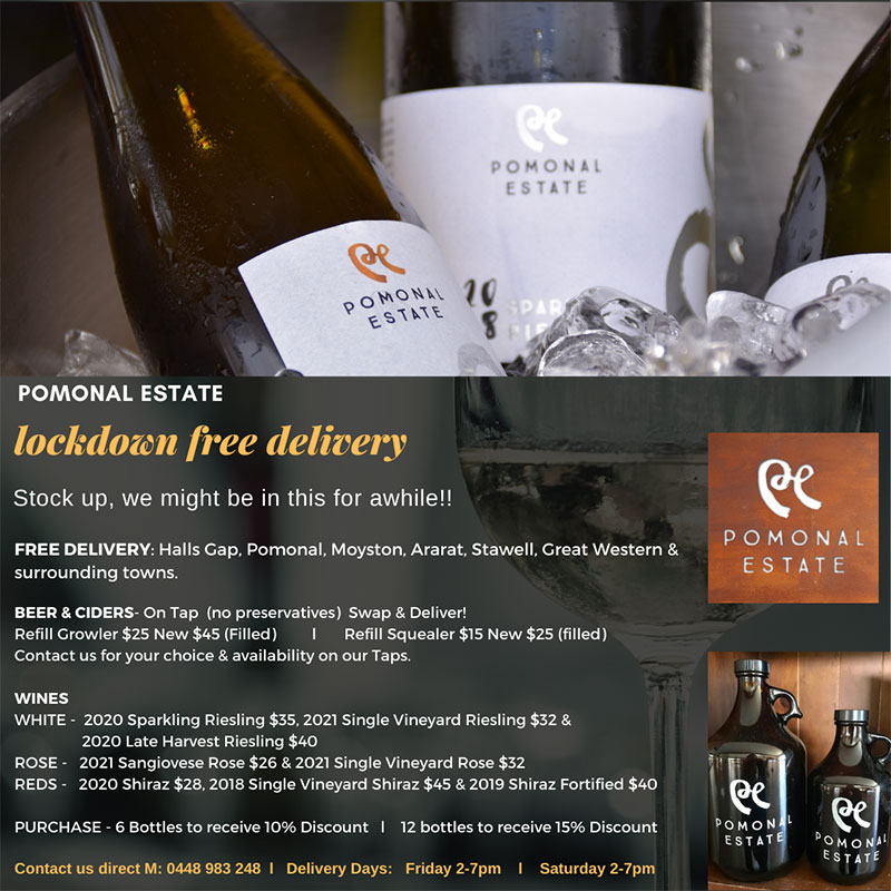 Lockdown Free Delivery